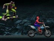 Spiderman vs Green Goblin
