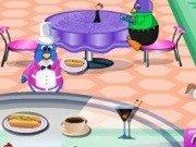 Restaurantul pinguinilor din Newyork