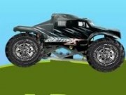 Drift cu masini Monster Truck