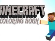 Coloreaza imagini Minecraft