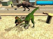 Simulator de Dinozauri in oras 2