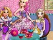 Elsa petrecere cu ceai