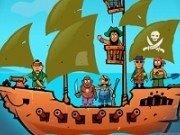 Pirati pe mare
