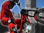 Cascadorii cu Bike Trial 3