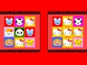 Bejeweled cu pisica Hello Kitty