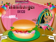 Nefera de Nile Burger Patty