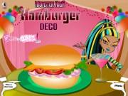 Nefera de Nile Burger Patty