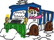 Carte de colorat online pentru copii