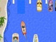 Yacht de parcat