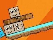 Cuburi in echilibru