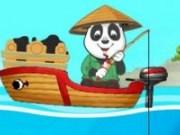 Kunk Fu Panda la pescuit