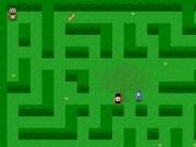 Labirint cu litere