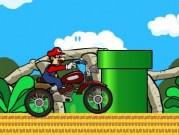 Mario aventura moto