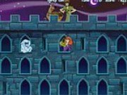 Scooby doo in castel