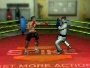 Antrenament de box MMA