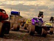 Curse cu masini Monster Truck Offroaders