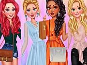 Ce culori au prințesele Disney?