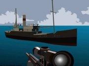 Foxy Sniper: impusca pirati