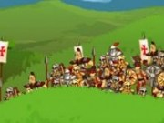 Dark Ranger Lupte medievale