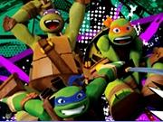Țestoasele Ninja Combat