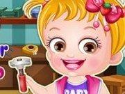 Baby Hazel tamplar
