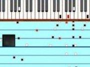 Pianul Colector de  note muzicale