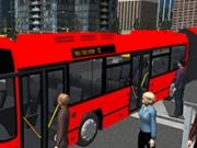 De condus autobuzul prin oras