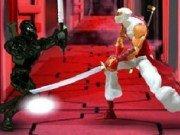 Lupte master cu ninja