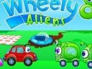 Masinuta Wheely 8