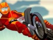 Cascadorii Extreme cu Motociclete