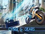 Curse multiplayer cu motociclete Cyber Gears