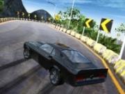Curse de masini Burnout Drift: Hilltop