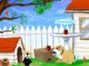 Joc cu animale de cules mere