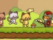 Pisicile luptatoare