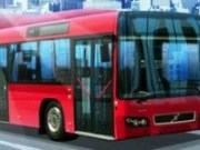 Sofer pe autobuz
