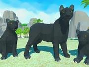 Simulator 3D: Familie de Pantere