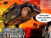 Warzone Getaway joc pentru baieti