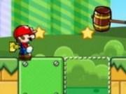 Mario Aventura in fabrica de jucării