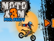 Moto xm Friv pool party