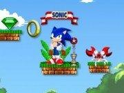Sonic si bila demolatoare