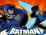 Batman și Blue Bettle