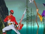 Lupte cu Power Ranger Fight