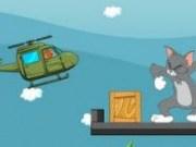 Jerry bombardamente cu elicopterul