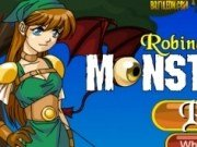 Robin Hood la vanatoare de monstri