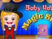 Magicianul Baby Hazel