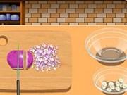 Scoala de gătit a lui Sara: supa de dovleac