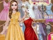 Modelul Pearl Vintage sau Glam