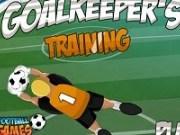 Antrenament pentru portar in Fotbal