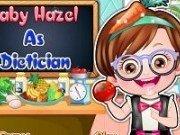 Baby Hazel nutritionist