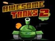 Joc cu Tancul de razboi Awesome Tanks